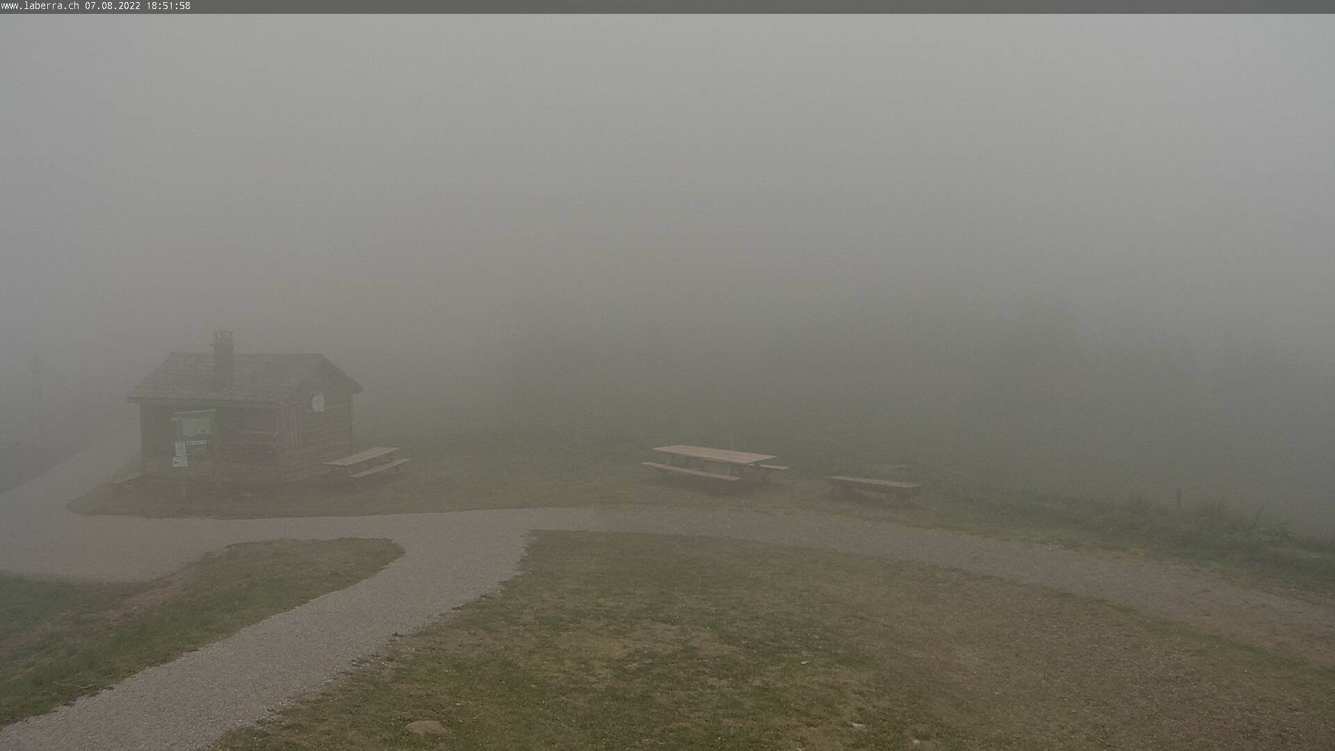 Webcam La Berra, Alt. 1'635 m.